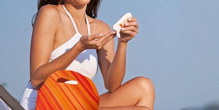 Protetor solar para pede oleosa