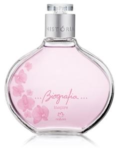 Desodorante Colônia Biografia Inspire Feminino - 100ml - Biografia Natura Preço