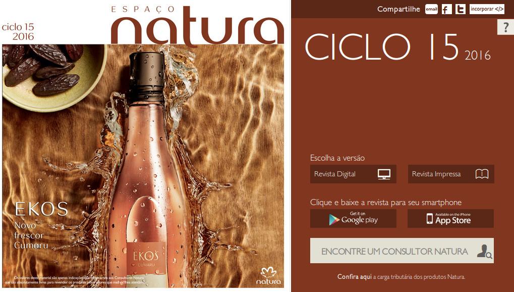 Encontrar uma consultora Natura Digital - Revista Natura Online