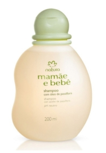 Shampoo Suave Mamãe e Bebê