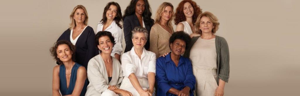 Cosméticos para combater o envelhecimento